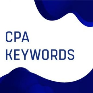 CPA Keywords