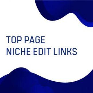 Niche Edit Links